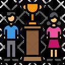 Prize Trophy Award Icon
