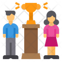 Prize Trophy Award Icon