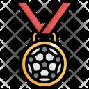 Prize Medal Award Icon