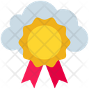 Cloud Computing Prize Icon