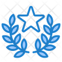 Prize Medal Winner Icon
