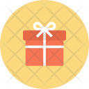 Prize Gift Parcel Icon