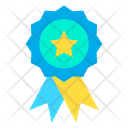 Achievement Medal Award Icon