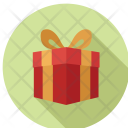 Prize Gift Courier Icon
