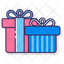 Prizes Gifts Packages Icon