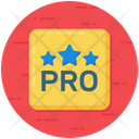 Pro Quality Rating Icon