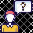 Problem Communication Error Discussion Problem Icon