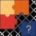 Problem Puzzle Work Icon