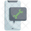 Problem Online Customer Icon