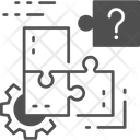 Problem Jigsaw Puzzle Puzzle Icon