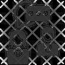 Problem Discussion Icon