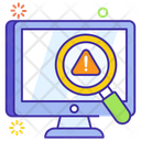Problem Finding Problem Solving Search Error Icon