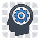 Problem Fix Worker Performance Time Management Icon
