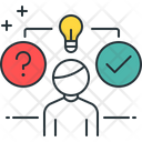 Mproblem Solving Icon