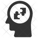 Puzzle Solution Equation Icon