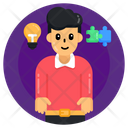 Autism Solutions Problem Solution Autism Idea Icon