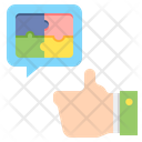 Problem Solve Icon