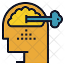 Unlock Mind Power Icon