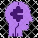 Problem Solving Decision Making Puzzle Icon