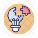 Problem Solving Solution Solving Icon