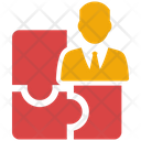 Problem Solving Puzzle Solution Icon