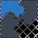 Puzzle Problem Solving Icon