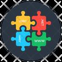 Programming Languages Jigsaw Puzzle Jigsaw Icon