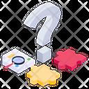 Jigsaw Problem Solving Data Analysis Icon