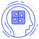 Problem Solving Decision Making Complicated Solution Icon