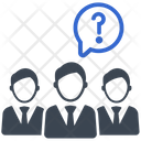 Thinking Ask Problem Icon