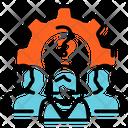 Problem Solving Team Icon