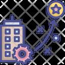 Achievement Award Planning Icon