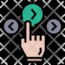 Proceed Arrow Continue Icon