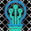 Bulb Light Bulb Idea Icon