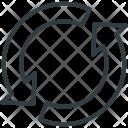 Process Arrows Loop Icon
