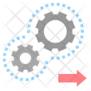 Implementary Process System Icon