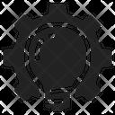 Process Idea Think Icon
