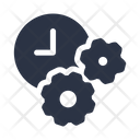 Process Time Setting Icon