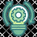 Process Innovation Creative Icon
