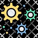 Process Execution Automation Icon