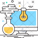Process Monitor Flask Icon