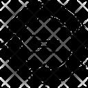 Diagram Graph Loop Icon