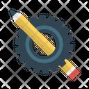 Creative Process Design Icon