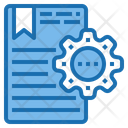 Process Document Email Icon