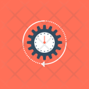 Process Management Cycle Icon