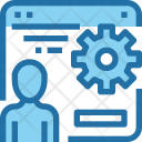 Process User Optimization Icon