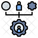 Composition Method Process Icon