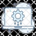Process Technology Icon