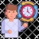 Process Time Icon