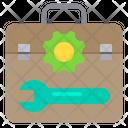 Tool Process Seo Icon